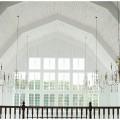 Dallas Barn Wedding Venue | Inside The White Sparrow Barn