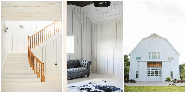 The White Sparrow Barn