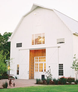 Blank Canvas Wedding Venue