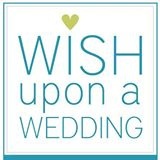 WISH upon a WEDDING! Congrats Mellany and Randy!