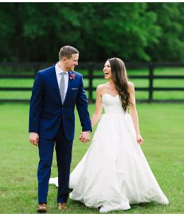 How to Incorporate Lawn Games Into Your Wedding