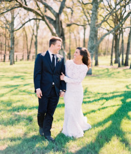 Callie and Chris Wedding – Southern Weddings