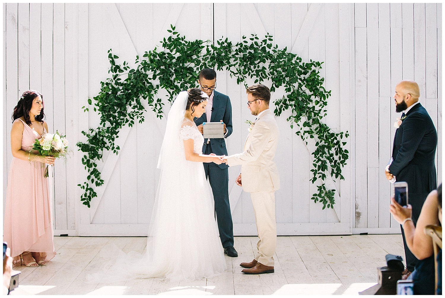 DFW Wedding Day Advice