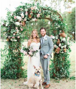 Stephen and Britni Weiss Wedding
