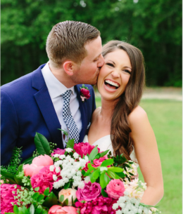Brides of North Texas Cover Wedding!