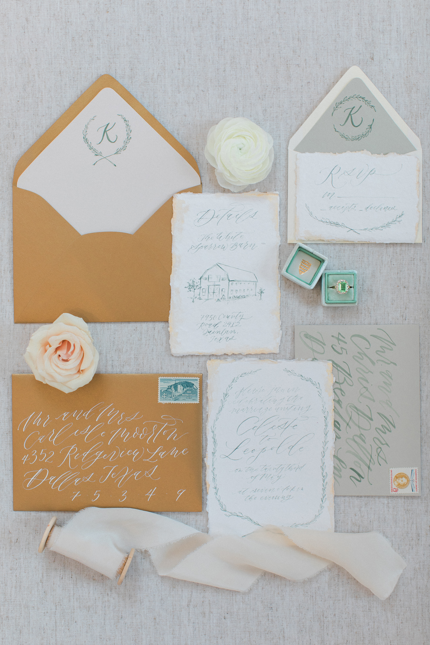 Wedding Barn: White Sparrow | Ethereal Inspiration, Featured on Ruffled