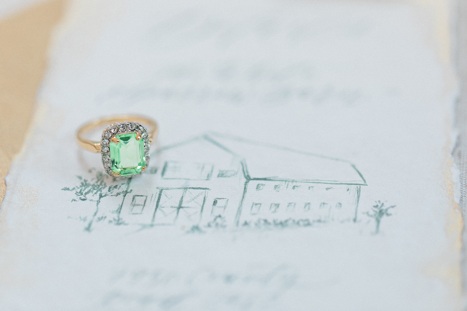 Dallas Wedding Venue | Trend We Love: Colorful Gemstones
