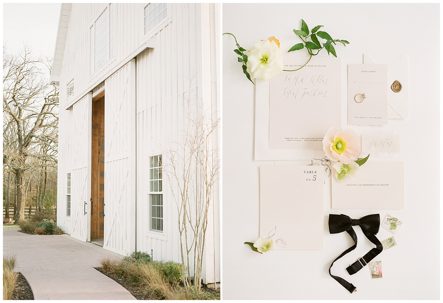 How to Address Your Wedding Invitations Correctly | The White ...