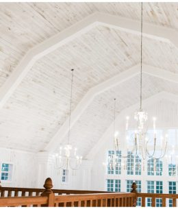 Everything You Need to Know for a Barn-Style Wedding