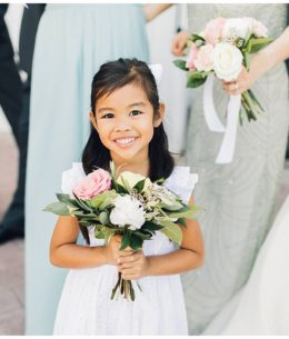 4 Cute Ways to Ask Your Flower Girl