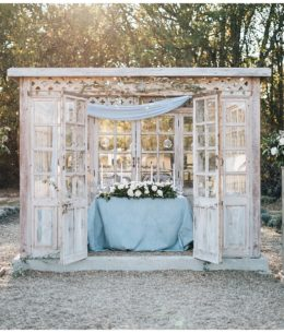 French Inspired Greenhouse Shoot