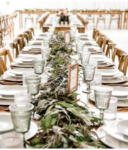 Decor Ideas for a Minimalist Bride