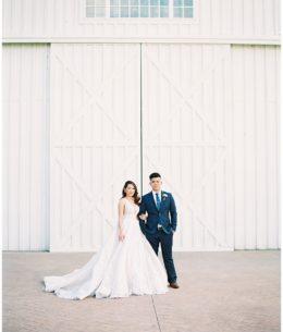 Haley and Hoang Stunning Engagement Shoot
