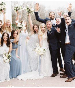 Chloe and Austin Gorgeous Wedding